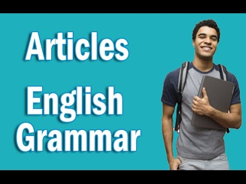 Basic English Grammar in Hindi | Article