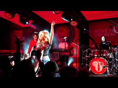 """Mark Ronson & Katy B - World Premiere Of """"Anywhere In The World"""""""