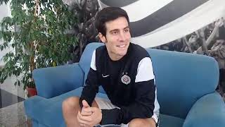 Mark Valijente o životu u Beogradu i srpskom fudbalu...