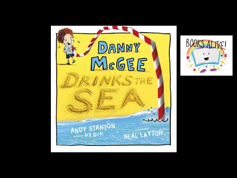 Danny McGee Drinks the sea - Books Alive!