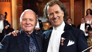 ANDRE RIEU / ANTHONY HOPKINS - AND THE WALTZ GOES ON  -