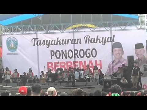 instrumen music New pallapa live ponorogo tum hi ho