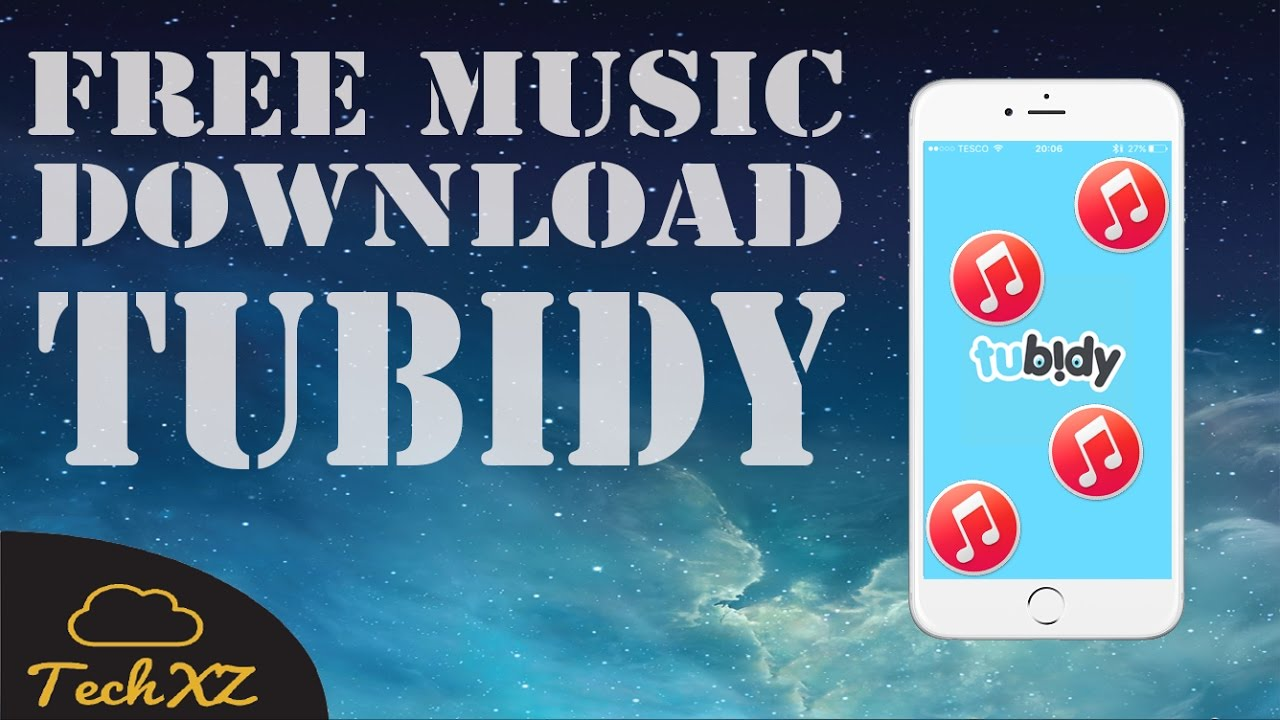 tubidy download ios 2018