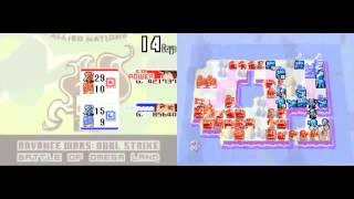 Advance Wars: Dual Strike - Discipline vs. Money