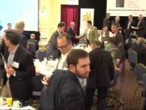 San Diego Venture Group's Outlook 2013 - Event's networking snippet.m4v