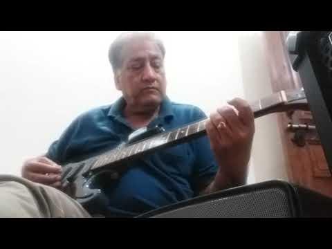 Kajra Mohabbat Wala Akhiyon Main Guitar Lead