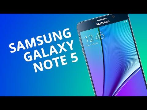 Galaxy Note 5, o gigante potente da Samsung [Análise]
