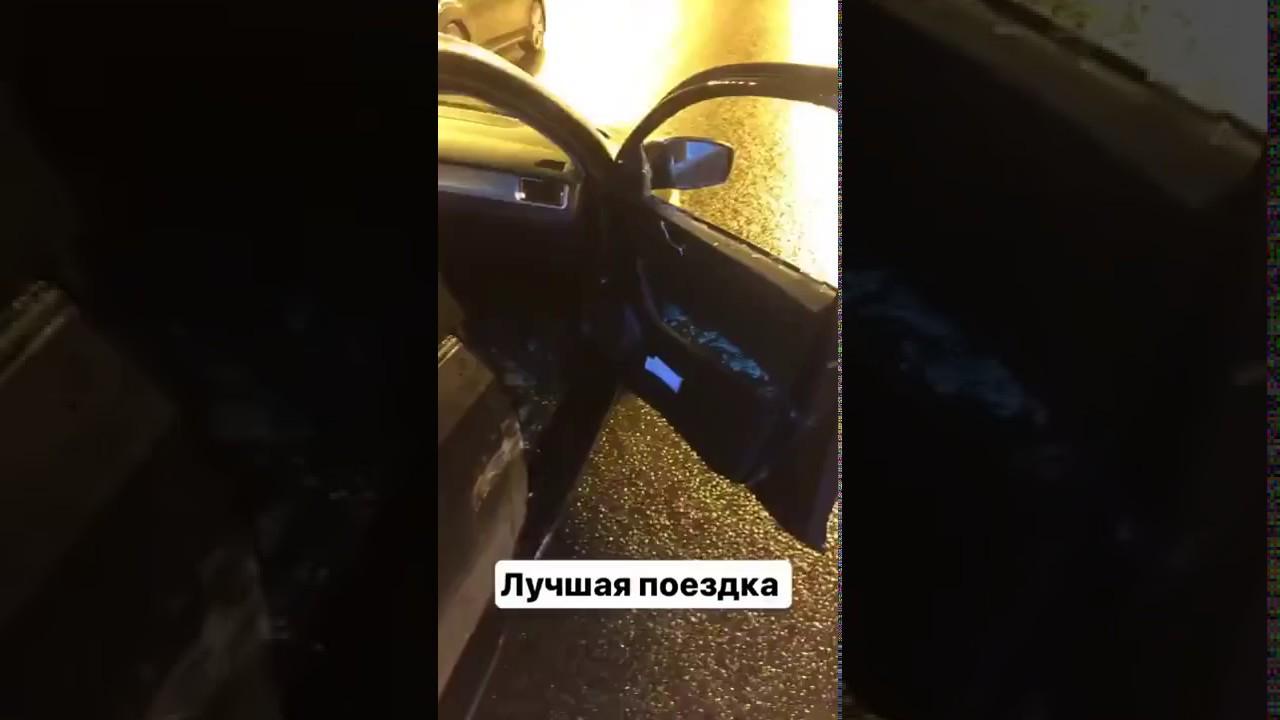 Соболев попал в аварию