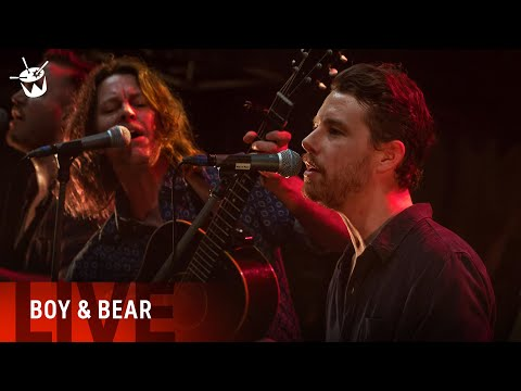Boy & Bear Ft. Bernard Fanning - Southern Sun (triple j One Night Stand)