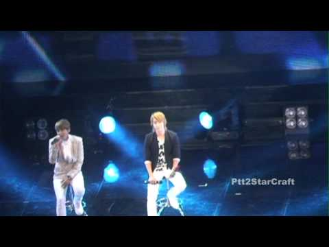 110606 SJ-M FP  Ryeowook & Donghae - Just like now