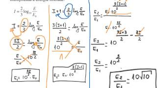 Matemática Exercícios - Logaritmo (Problemas) - Lista 01