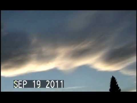 LIVE VIDEO Cloud Seeding Colorado 2011