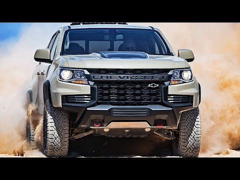 2021 Chevrolet Colorado – Ready To Fight Ford Ranger