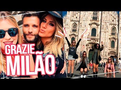 Vlogão de Milão