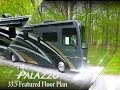 2019 Palazzo® 33.5 Class A Motorhome Featured Floor Plan From Thor Motor Coach