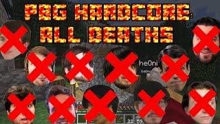 PBG Hardcore - All Deaths (As of 5 Dec 2014)
