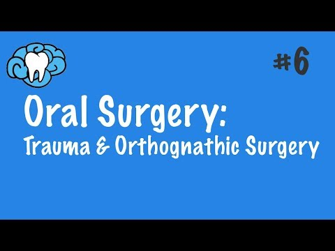 Oral Surgery | Trauma & Orthognathic Surgery | NBDE Part II