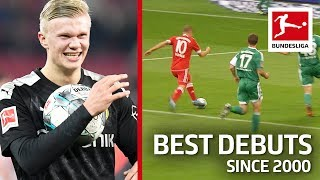 Top 10 Best Debut Performances Since 2000 - Haaland, Robben, Aubameyang & More