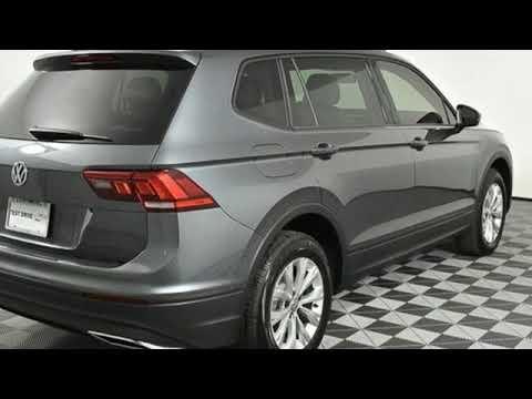 New 2019 Volkswagen Tiguan Atlanta, GA #VN19235