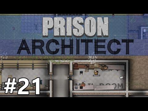 Prison Architect - Taze It - PART #21