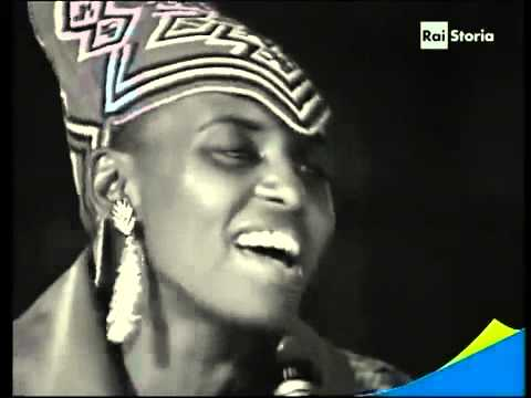 Miriam Makeba- Malaika (Live Performance 1969)