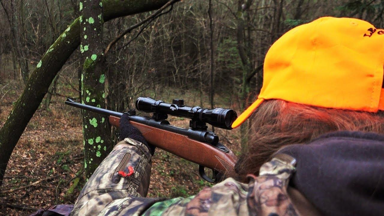 Whitetail Deer Hunting Rifle Season Pennsylvania Opening