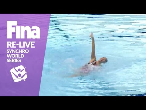 RE-LIVE | Day 1 Part 1 - Tokyo | FINA Synchronised Swimming World Series 2017