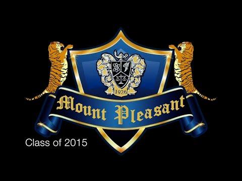 2015 Mount Pleasant High School Graduation