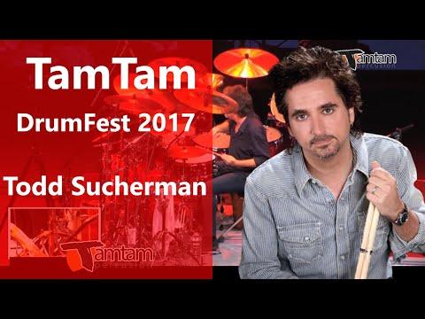 Todd Sucherman - TamTam DrumFest Sevilla 2017 Music Distribucion