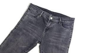 видео Как правильно подобрать джинсы по размеру