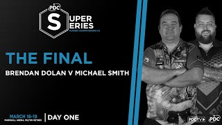 Smith v Dolan | Final | Players Championship 5