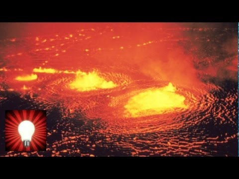 Electricity from MAGMA - This is REAL Genius