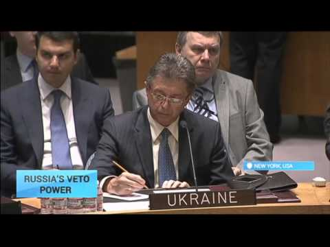 Russia's Veto Power: Ukraine Spearheads Campaign To Strip Russia Of Its UN Veto Power