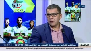 ستاد النهار : نقاش شيق.. قبل وبعد مباراة الجزائر اثيوبيا