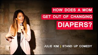 Julie Kim on Travel and Changing Diapers