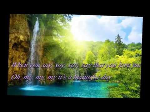 Beautiful Sunday ( HD ) With Lyrics ( có lời nhạc )