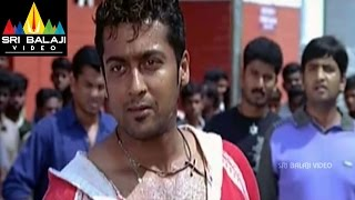 Nuvvu Nenu Prema Telugu Movie Part 7/12 | Suriya, Jyothika, Bhoomika | Sri Balaji Video