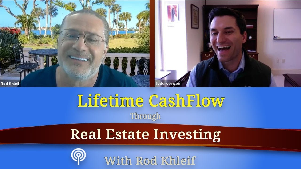 Ep #331 - Todd Robinson - Multifamily Real Estate Attorney - Interview with  Rod Khleif