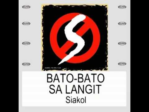 Siakol Bato-Bato Sa Langit with lyrics - YouTube