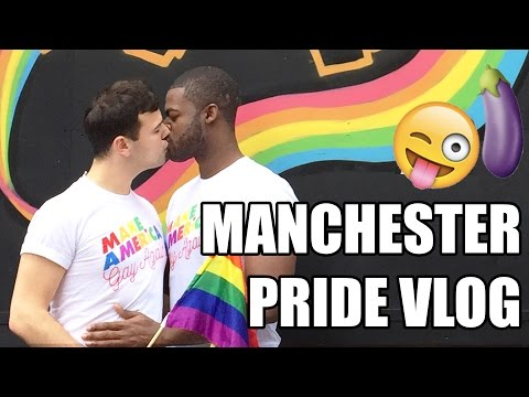 Gay Couple Manchester Pride 2016 Vlog!