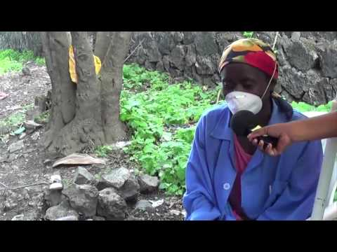 Water in Goma, North Kivu