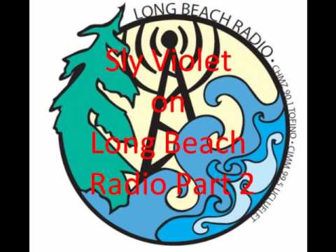 Sly Violet on Long Beach Radio part 2