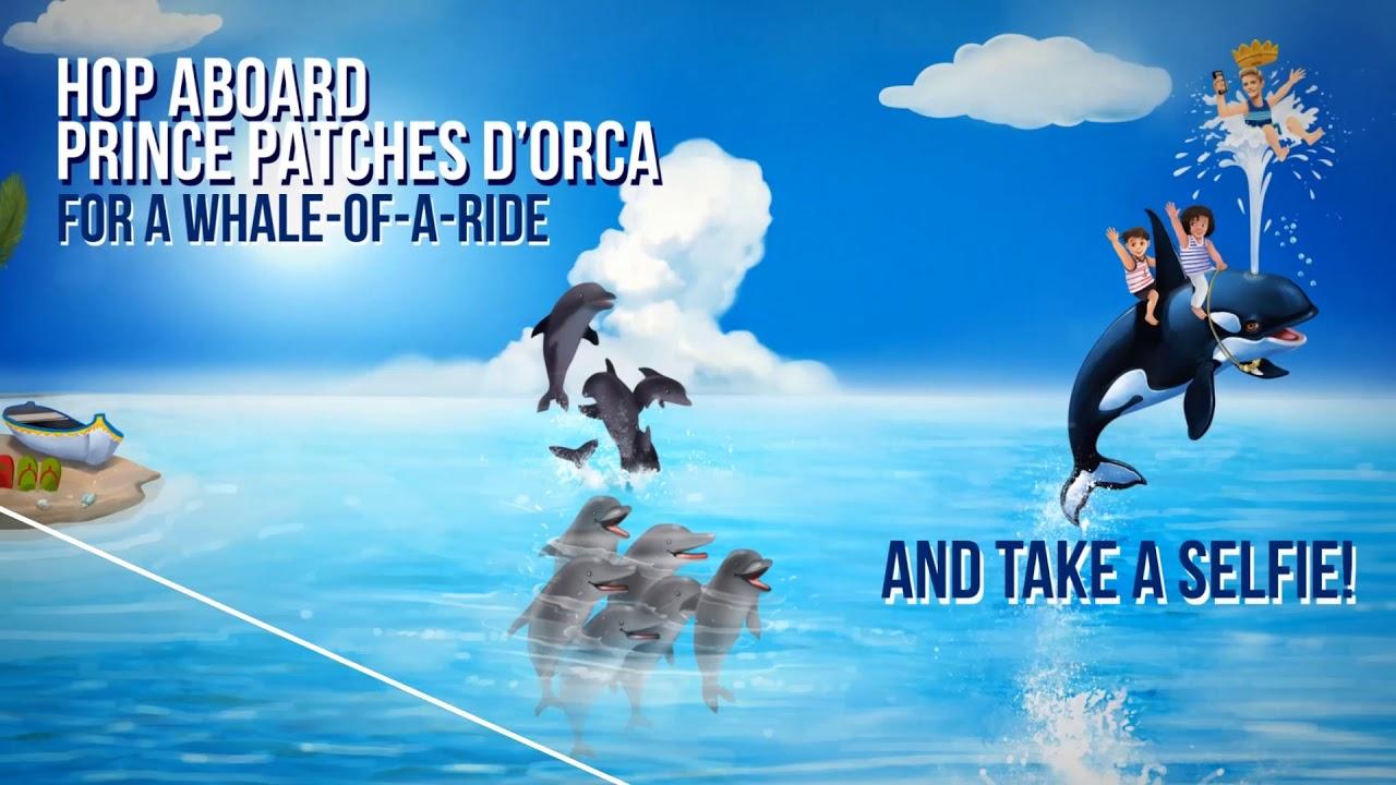 Whale Magic Book Trailer