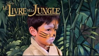 Zoubix Remake ! LE LIVRE DE LA JUNGLE