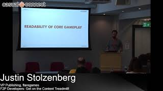 F2P Developers: Get on the Content Treadmill! | Justin Stolzenberg