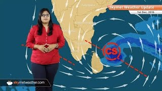 Weather Forecast for Dec 1: Chennai rains to revive due to Cyclone Nada, Fog in Delhi, UP