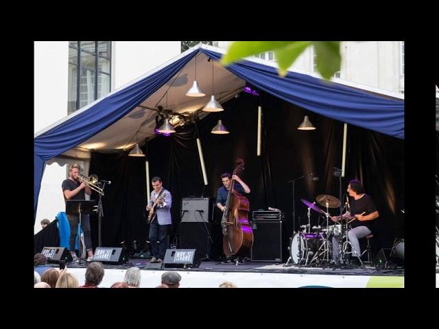 Easy Walker (Live rdv de l'Erdre 2017) - Rémy Hervo Trio + Jules Boittin