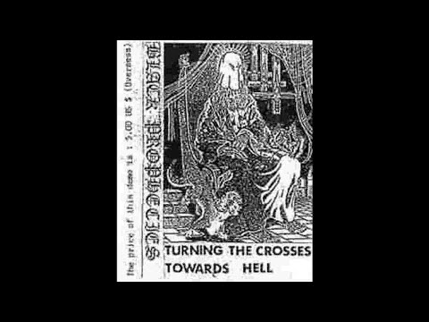 Black Prophecies (Italy) - Turning the Crosses Towards Hell (Demo) 1991