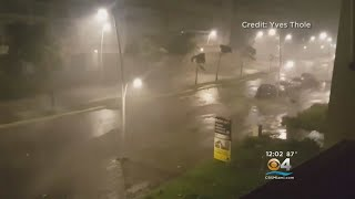Puerto Rico, Virgin Islands Prep For Life Threatening Storm Surge, Destructive Wind thumbnail