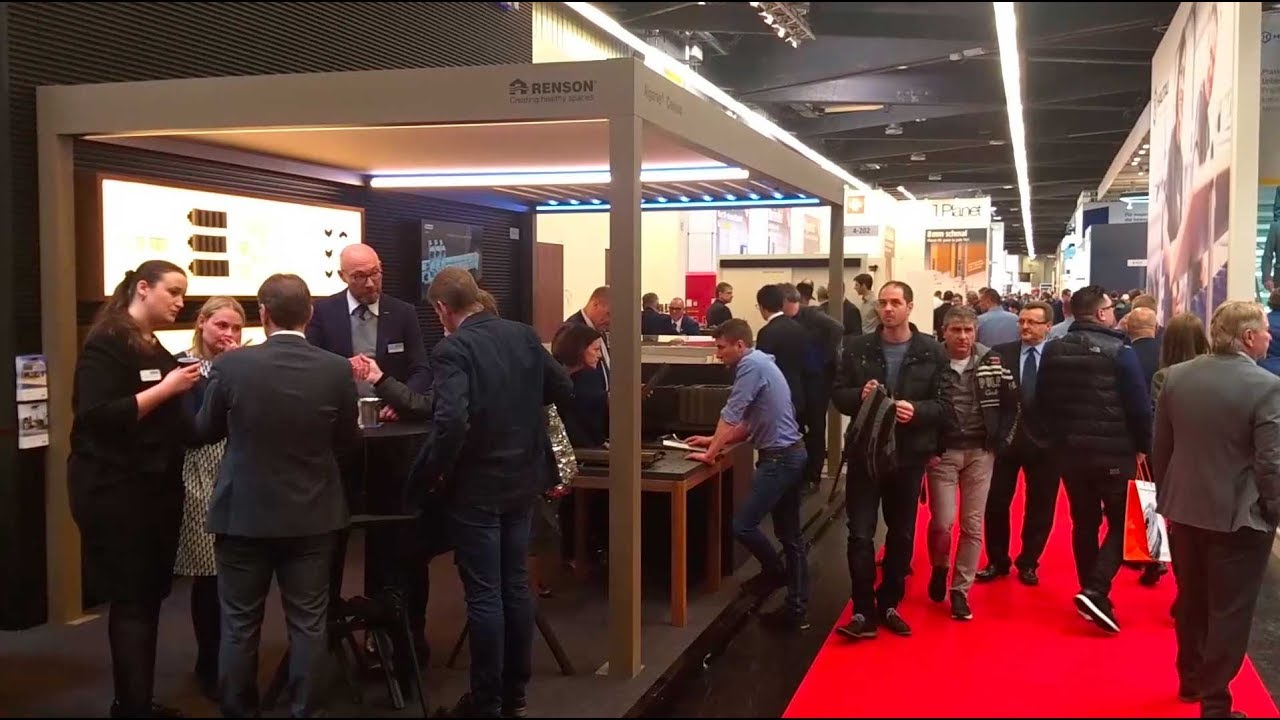 Fensterbauer Stuttgart looking back at a successful edition of fensterbau frontale in
